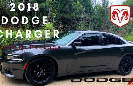 """2018 DODGE CHARGER """"Blacktop Package"""" Now at 44804 Arcadia OH"""