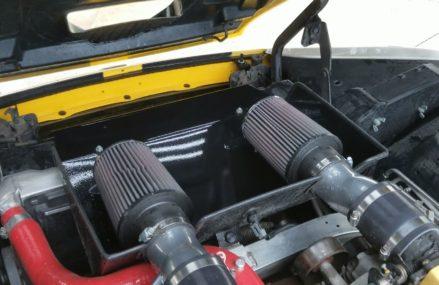 Dodge Viper Exhaust at Berlin Raceway, Marne, Michigan 2018