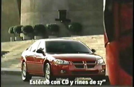 Dodge Stratus Commercial – San Marcos 92078 CA