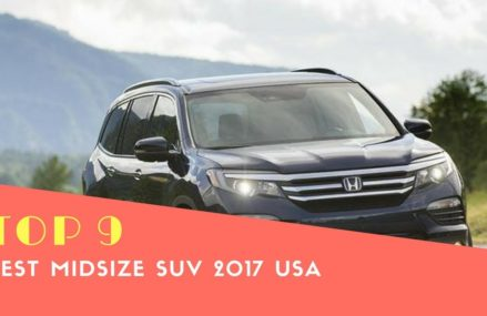 Top 9 Best Midsize Suv 2017 USA – Best Suv. Mesa Arizona 2018