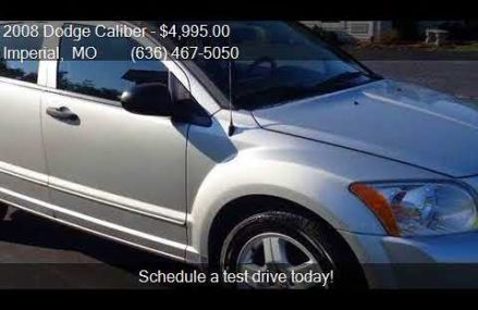 Dodge Caliber Sxt 2008 in Abilene 79605 TX USA