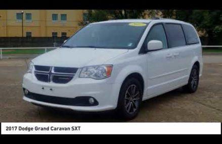 2017 Dodge Grand Caravan Claremore OK P7028 at Mcallen 78505 TX