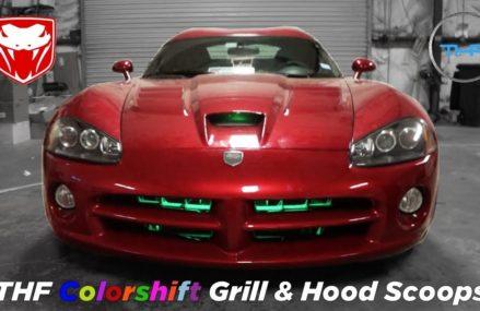 Dodge Viper Hood in Hudson Speedway, Hudson, New Hampshire 2018
