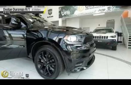Dodge Durango RT 2018 #C2025 Knoxville Tennessee 2018