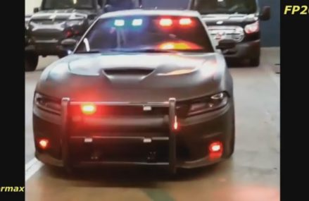 New dodge charger hellcat cop car all wheel drive and bullet proof police hell cat pursuit car at 56207 Alberta MN