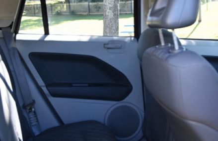 Dodge Caliber Hatchback at Kenney 77452 TX USA
