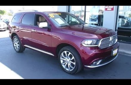 2016 Dodge Durango Citadel Anodized Platinum Antioch  Pittsburg  Brentwood  Concord  Walnut Creek Jersey  New Jersey 2018