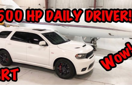 2018 DODGE DURANGO SRT REVIEW! PERFECT DAILY DRIVER! Irving Texas 2018