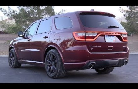 Pure Sound: 2018 Dodge Durango SRT (Start Up, Revs, Acceleration) Moreno Valley California 2018