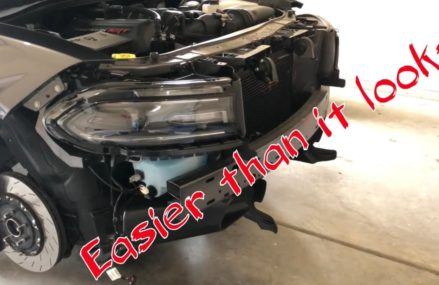 How to remove the bumper on 2015 – 2018 dodge charger SRT Scatpack Hellcat. Local Area 48413 Bad Axe MI