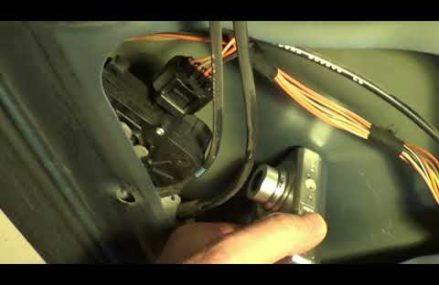2005 T&C Electric Door Lock Actuator Replacement   Drivers Side Sliding Door For Minneapolis 55454 MN