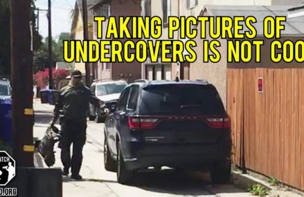 "Copwatch | Border Patrol Agents | ""Taking Pictures of Undercovers is Not Cool"" Garland Texas 2018"