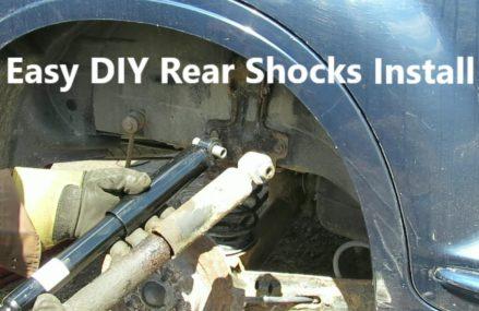Dodge Caliber Shocks From El Campo 77437 TX USA