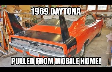 1969 Daytona pulled from Mobile Home!  And a Hemi Cuda! Within Zip 1432 Ayer MA