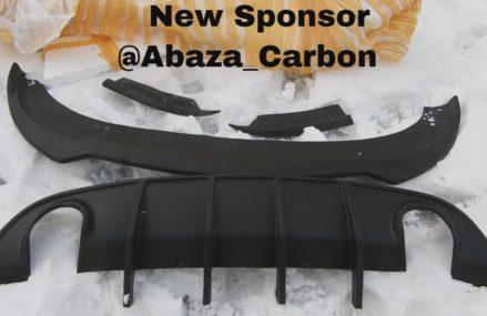 new diffuser and front splitter NEW SPONSOR dodge charger scat pack R/T hemi 392  SRT Powered in 22924 Batesville VA
