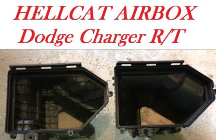 How to Install Hellcat Airbox Dodge Charger RT Within Zip 82321 Baggs WY