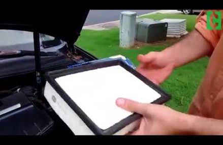 How to change your car's air filter in Mariposa 95338 CA