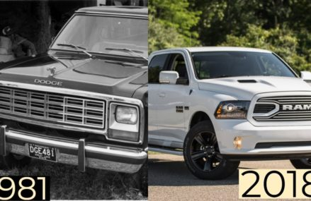 Dodge Ram Through The Years Locally At 27055 Yadkinville NC
