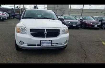 Dodge Caliber Fuel Economy From Dallas 75238 TX USA