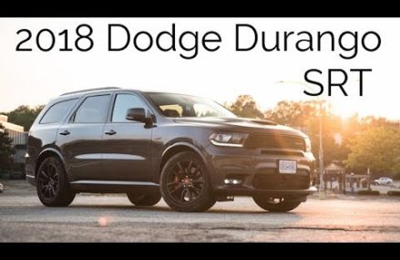 2018 Dodge Durango SRT – Review – The One She Told You Not To Worry About Chicago Illinois 2018