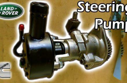 4BT Disco #23 × Steering Pump Mods Place 56760 Viking MN