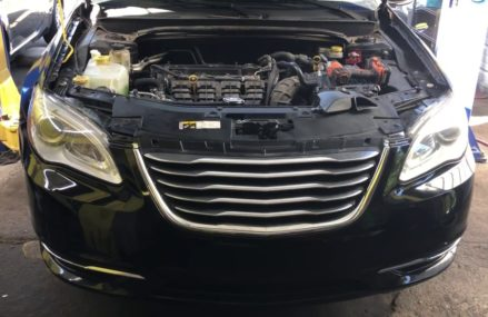 Dodge Stratus Belt Replacement at Saint Louis 63164 MO
