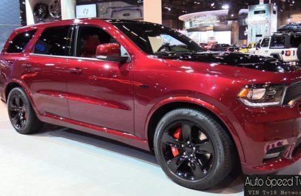 2018 Dodge Durango SRT Mopar Modified   Exterior and Interior Walkaround   2018 Chicago Auto Show Glendale California 2018