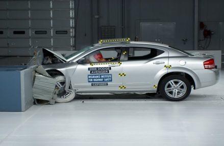 Dodge Stratus Crash Test – San Diego 92135 CA