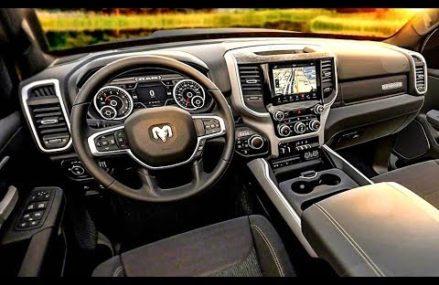 2019 Dodge Ram 1500 Interior | Ram 1500 Interior 2019 in City 2472 Watertown MA