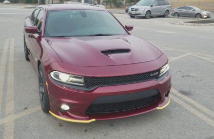 2018 Dodge Charger Tire upgrade at 78335 Aransas Pass TX