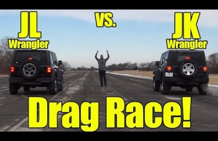 2018 Jeep Wrangler JL vs Wrangler JK! How Much Faster is the new JL Wrangler than the JK? Hialeah Florida 2018
