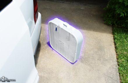 Installing a fan in the Minivan. 🚐 For Loughman 33858 FL