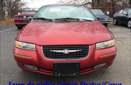 2004 Dodge Stratus Coupe Headlights, Saint Martinville 70582 LA
