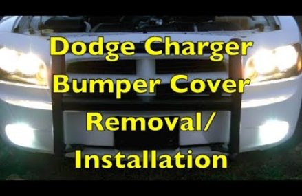 Dodge Charger bumper cover removal Now at 44302 Akron OH