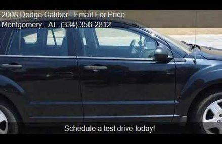 Dodge Caliber Xlt 2008 From San Antonio 78298 TX USA