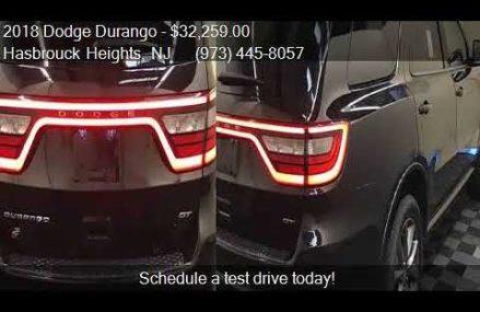 2018 Dodge Durango GT AWD 4dr SUV for sale in Hasbrouck Heig Birmingham Alabama 2018