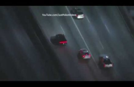 Dodge Charger Police Chase at 110+ MPH – Feb 5 2018 Now at 22226 Arlington VA