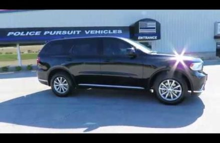 2018 Dodge Durango SSV  |   John Jones Police Pursuit Vehicles Port St. Lucie Florida 2018