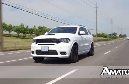 2019 Dodge Durango SRT Pomona California 2018
