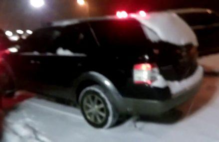 Dodge Caliber Trailer Hitch at Prairie Hill 76678 TX USA
