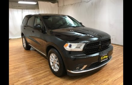 2014 Dodge Durango Special Service MEDIA SCREEN #Carvision Topeka Kansas 2018