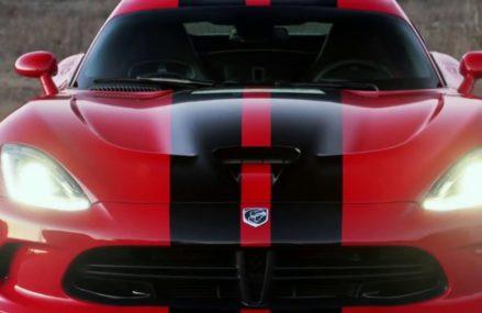 Dodge Viper King Snake Near Montana Raceway Park, Kalispell, Montana 2018