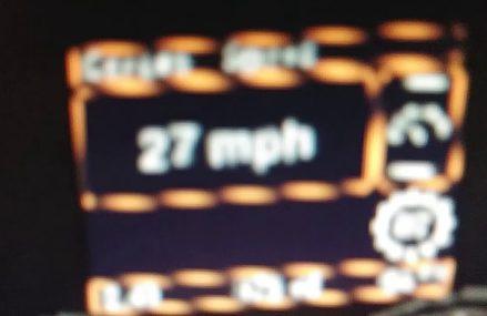 0-60 mph on a 2016 Dodge Grand Caravan at Mount Gay 25637 WV