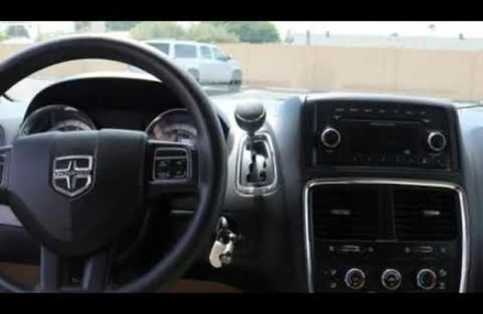 2014 Dodge Grand Caravan Mesa Phoenix, AZ #18089 From Maumelle 72113 AR