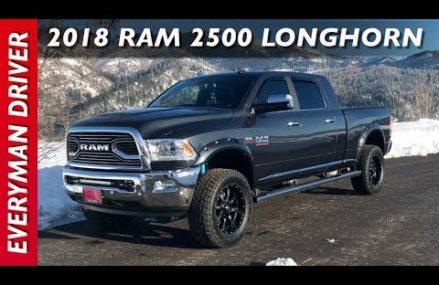 2018 RAM 2500 Longhorn Mega Cab on Everyman Driver Zip Area 94170 San Francisco CA