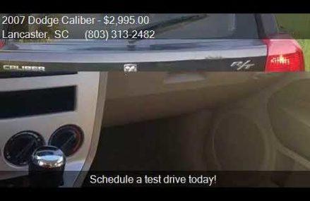 Dodge Caliber Rt Awd in Jonesville 75659 TX USA
