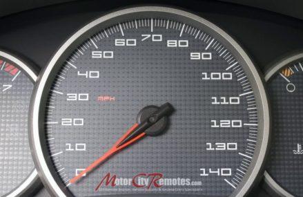 Dodge Viper License Plate Frame in South Georgia Motorsports Park, Valdosta, Georgia 2018
