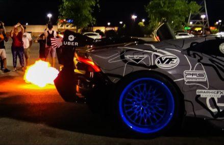 Dodge Viper Knoxville Tn at Marshfield Motor Speedway, Marshfield, Wisconsin 2018