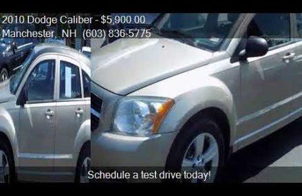 Dodge Caliber Xst at Austin 78799 TX USA
