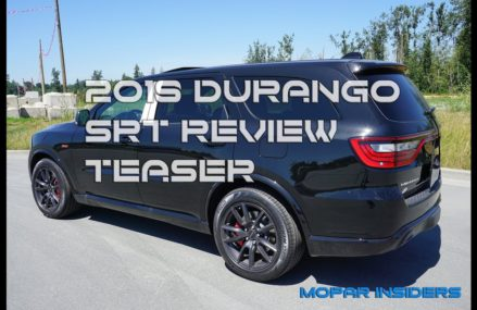 Teaser: 2018 Dodge Durango SRT – Test Drive & Review: San Diego California 2018